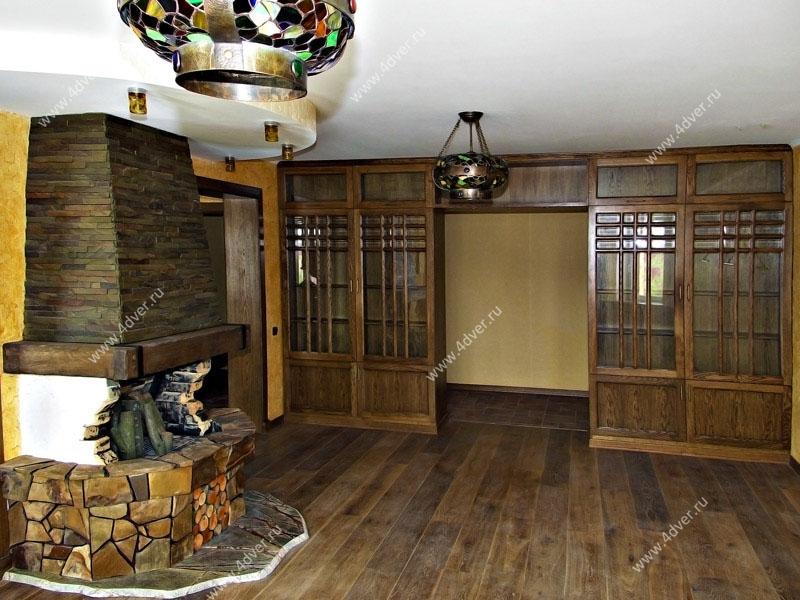 Как сделать деревянную перегородку между комнатами
