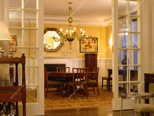 View Into Dining Room