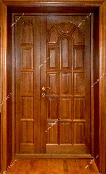 сколько стоит дверь входная деревянная пространства
